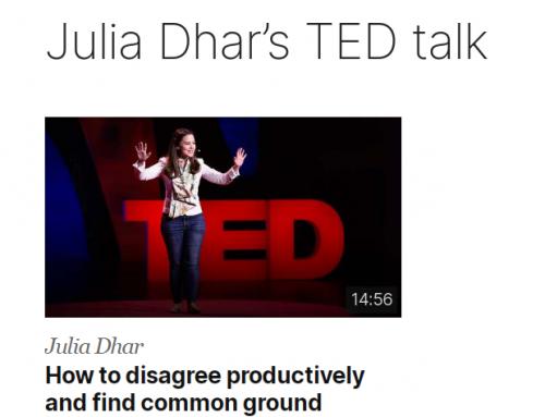 Cum să vă exprimați dezacordul în mod constructiv și să găsiţi punctele comune